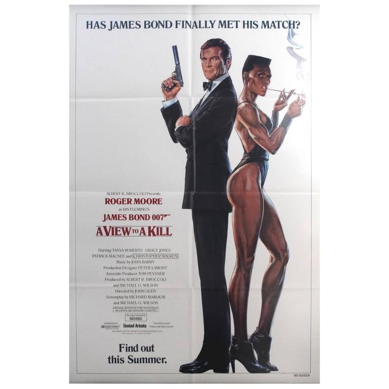 James Bond Vintage 70