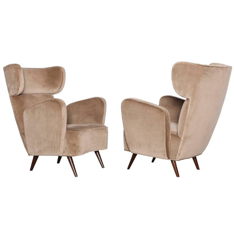 """""""Treno"""" Contemporary Lounge Chairs For Sale"""