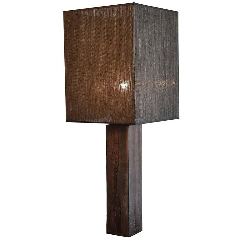 Marcello Fantoni Ceramic Studio Table Lamp