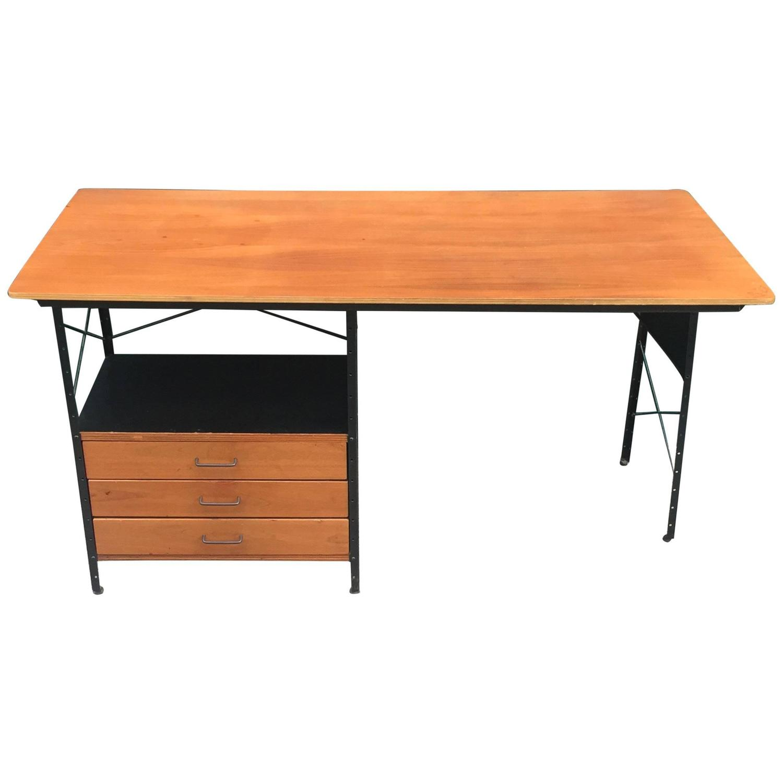 Rare First Generation Herman Miller Eames ESU Desk