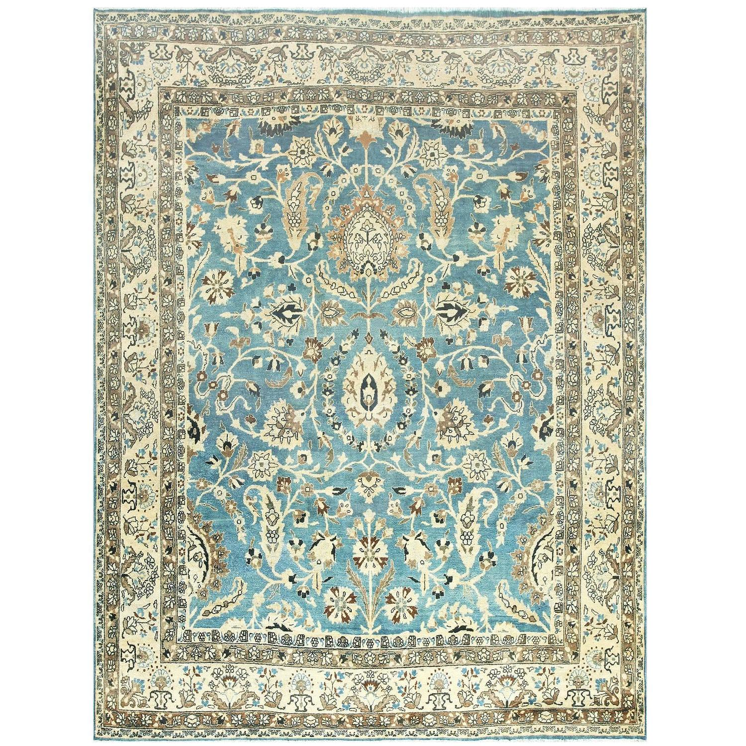 Antique Persian Khorassan Rug For Sale at 1stdibs