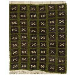 Mid-Century Modern Tulu Rug