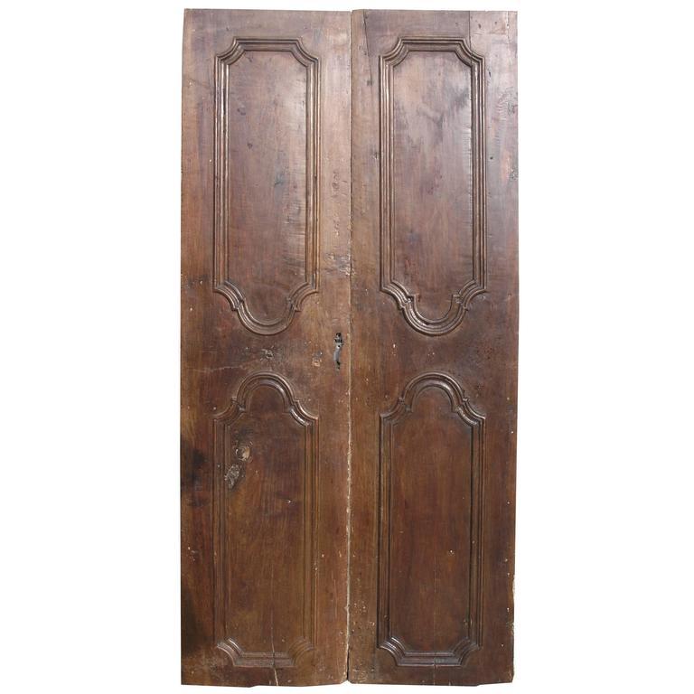 Antique Double Door - Antique Double Door For Sale At 1stdibs