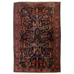 Early 20th Century, Malayer, Rug
