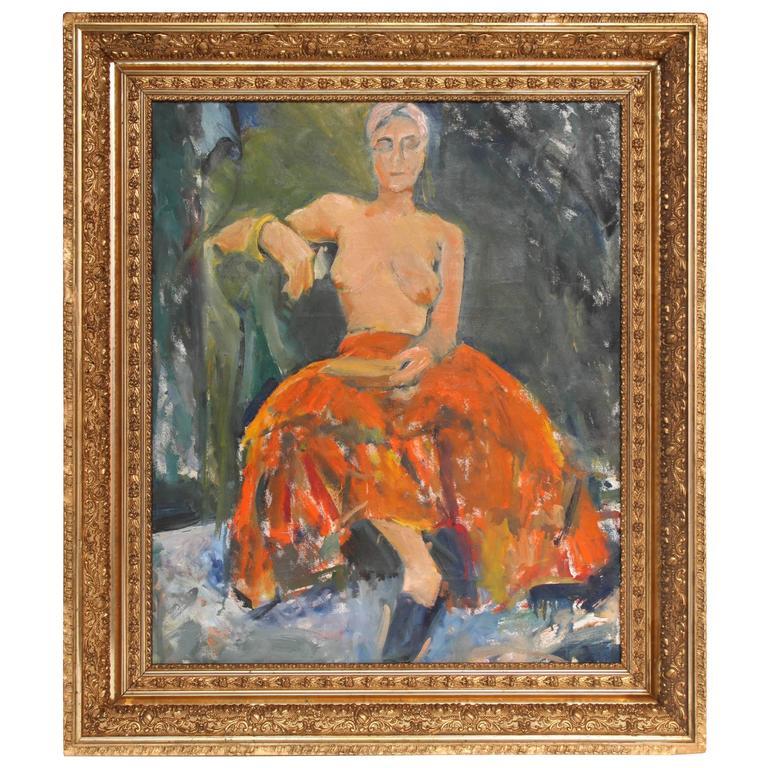 Painting by Eduardo Rouario, C 1968 1