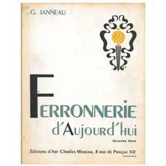 Ferronnerie d'Aujourd'hui, Deuxieme Serie, Book of Designs