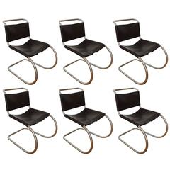 Set of Six MR Chairs