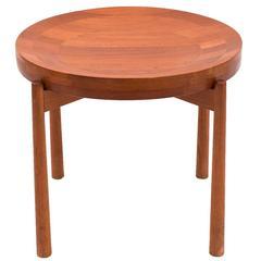 Jens Quistgaard Solid Teak Tray Table