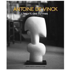Monograph on the Work of Antoine de Vinck, Revue de la Céramique et du Verre