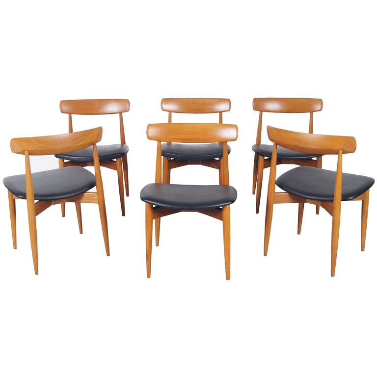 dining chairs for sale Danish Teak Dining Chairs by H.W. Klein For Sale at 1stdibs dining chairs for sale