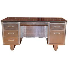 Executive Desk by Allsteel