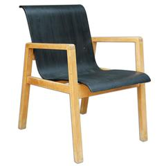 Tank chair by alvar aalto at 1stdibs for Alvar aalto chaise lounge
