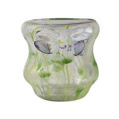 Tiffany Studios Carved Intaglio Vase