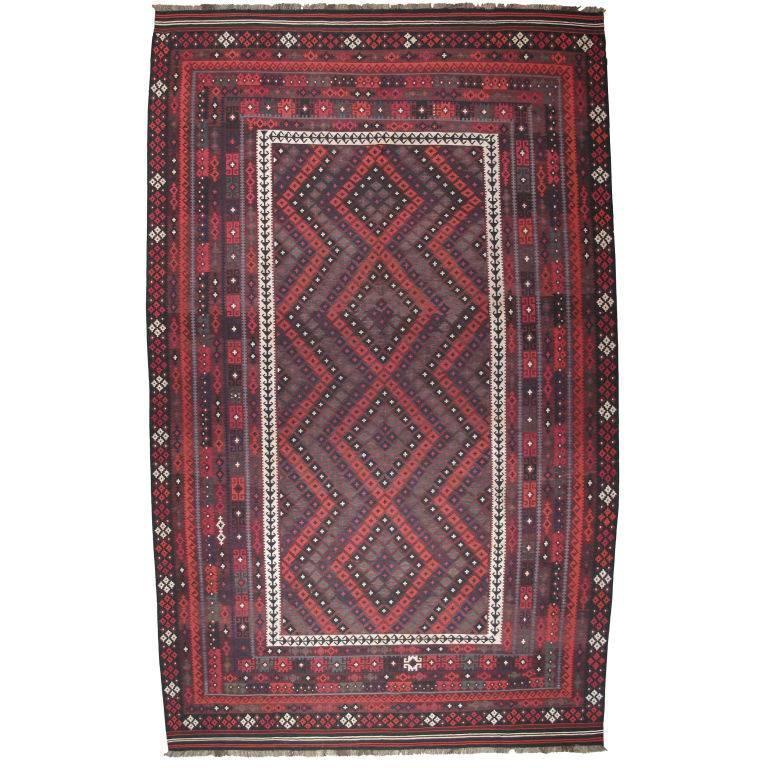 Large Afghan, Uzbek Kilim For Sale At 1stdibs