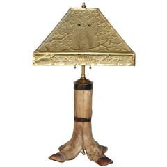 Hunting Lodge Lamp