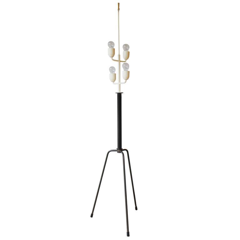 Italian Tripod Floor Lamp