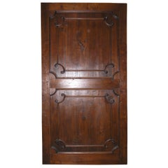 Antique Hotel series doors, panel for armored , '700 Italy