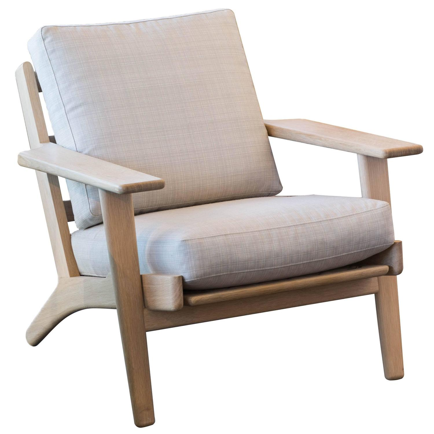 Hans J Wegner GE 290 Chair For Sale at 1stdibs