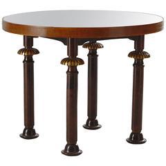 Swedish Neoclassical Table, circa 1920s