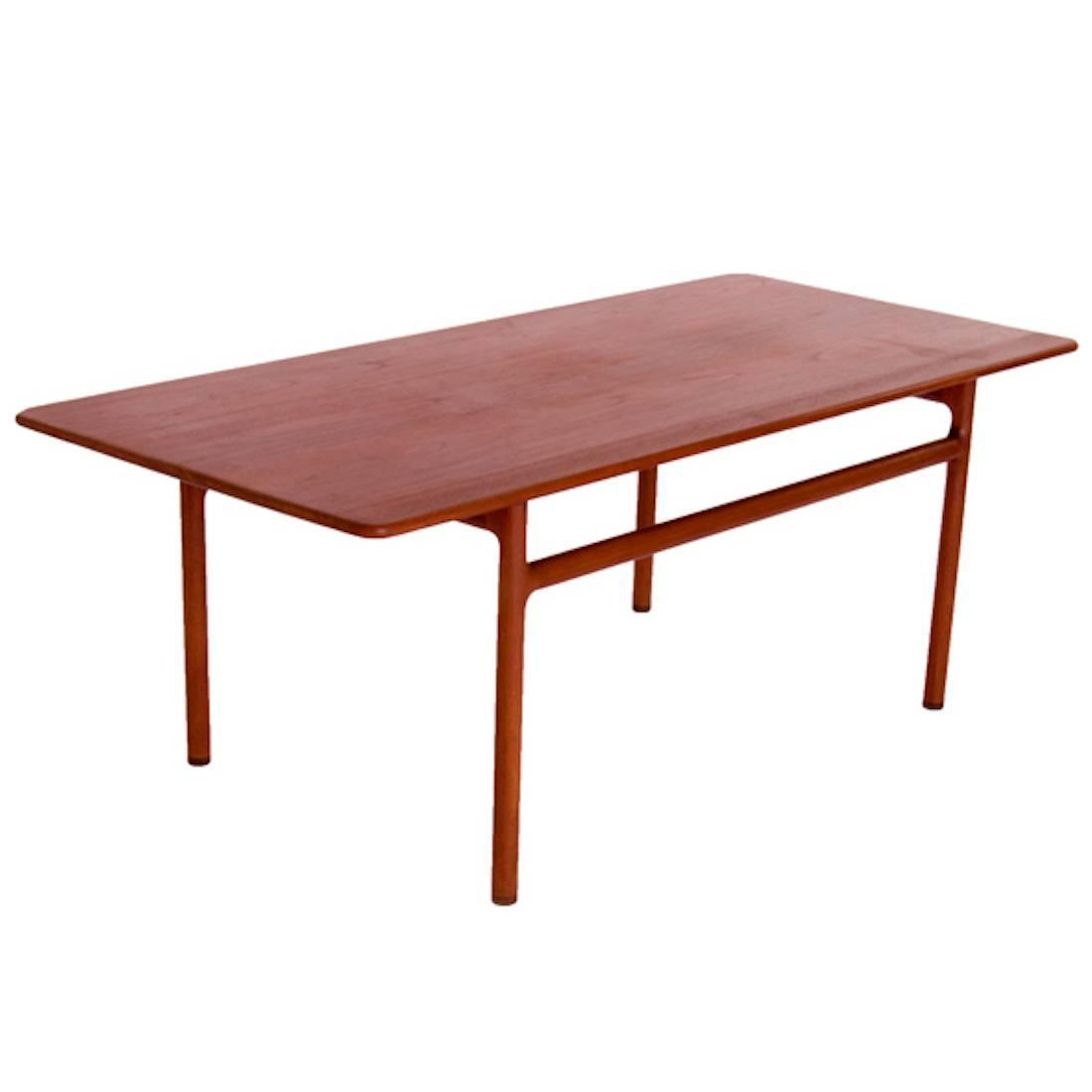 Small Modern Coffee Table 1960s For Sale At 1stdibs: Vintage Danish Modern Coffee Table For Sale At 1stdibs