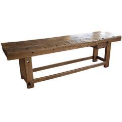19th Century American Workbench