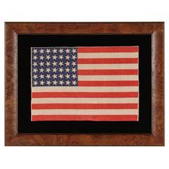 42 Star, Washington Statehood, American Flag