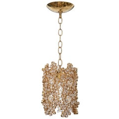 Clustered Crystal Pendant