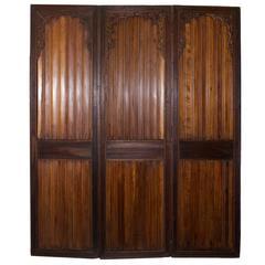 Antique Door Panels or Headboard