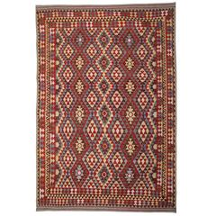 Kilim Tribal Art