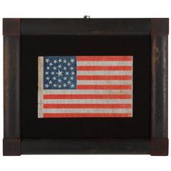 29 Star, Iowa Statehood, Pre-Civil War American Flag