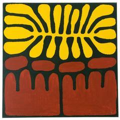 Watiya Tjuta by Mitjili Napurrula, Australian Aboriginal Painting