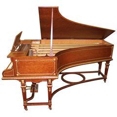 Wonderful Turn-of-the-Century Gilt Bronze-Mounted Grand Erard Piano