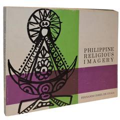 Philippine Religious Imagery, Fernando Zobel De Ayala - 1st Edition - 1963