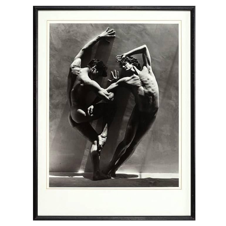 Photograph of Male Nude by Greg Gorman