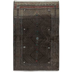 Vintage Persian Baluch Rug