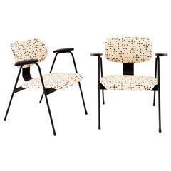 Pair of Armchairs by Willy Van Der Meeren