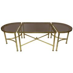 Maison Baguès Style Three Parts Coffee Table