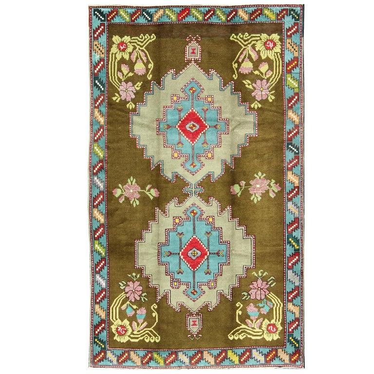 Unique Turkish Carpet