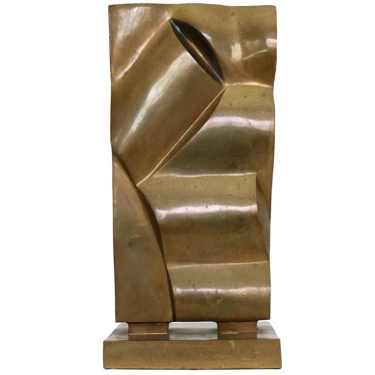 Augustin Filipovic Bronze Sculpture