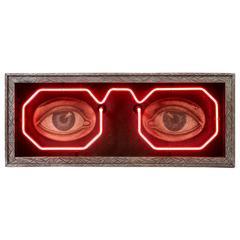 Optometrist Trade Sign