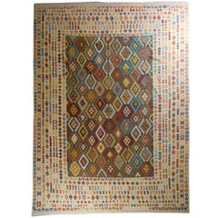 Afghan Kilim Rugs, Traditional Rugs from Afghanistan