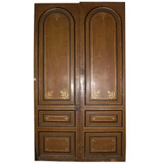 Antique Double Door
