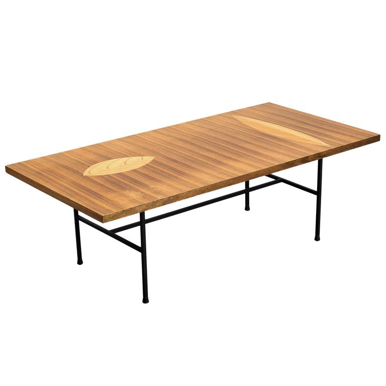 Rare Tapio Wirkkala Coffee Table for Asko