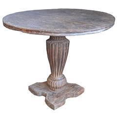 Antique Raffles Side Table