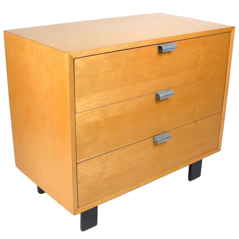 Three Drawer Chest by George Nelson for Herman Miller
