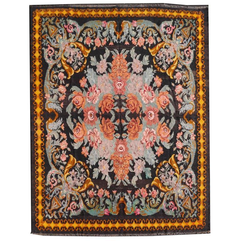 Bessarabian Kilim Rug For Sale At 1stdibs