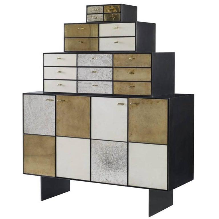 Huntley Cabinet by Kelly Wearstler For Sale