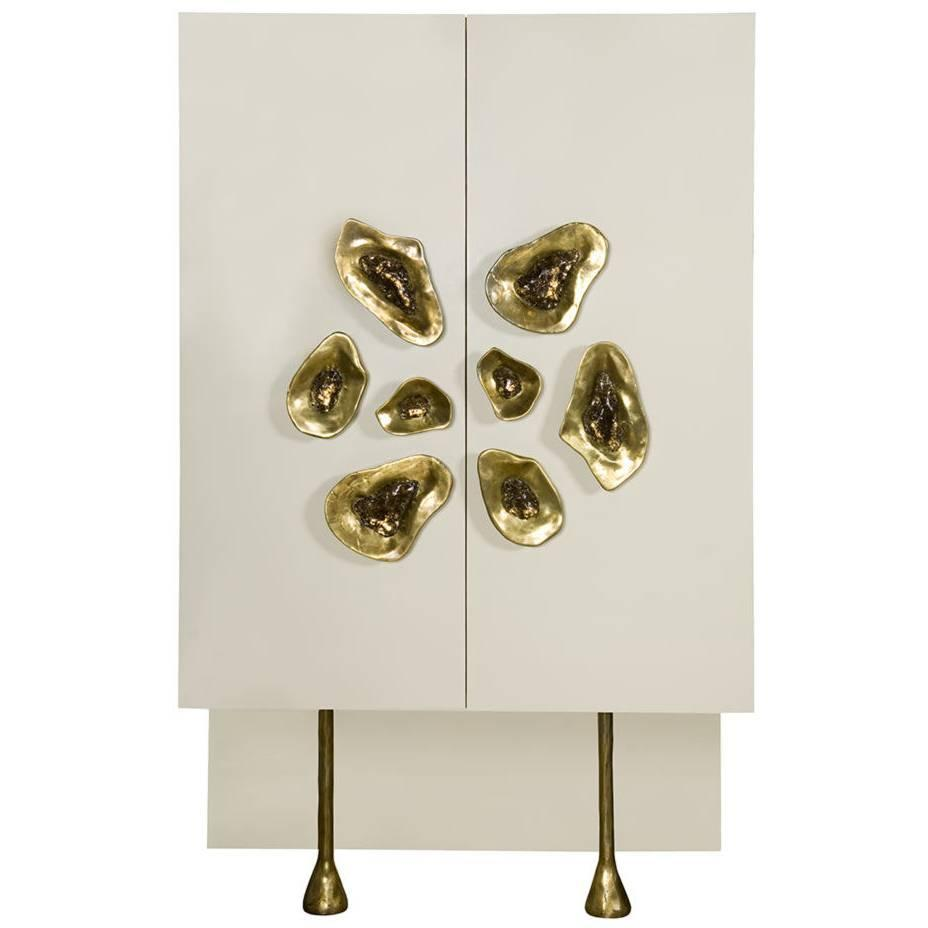 Kelly Wearstler Furniture: Crescent Cabinet By Kelly Wearstler For Sale At 1stdibs