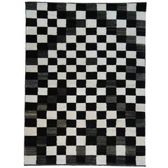 """Chessboard"" Modern Carpet"