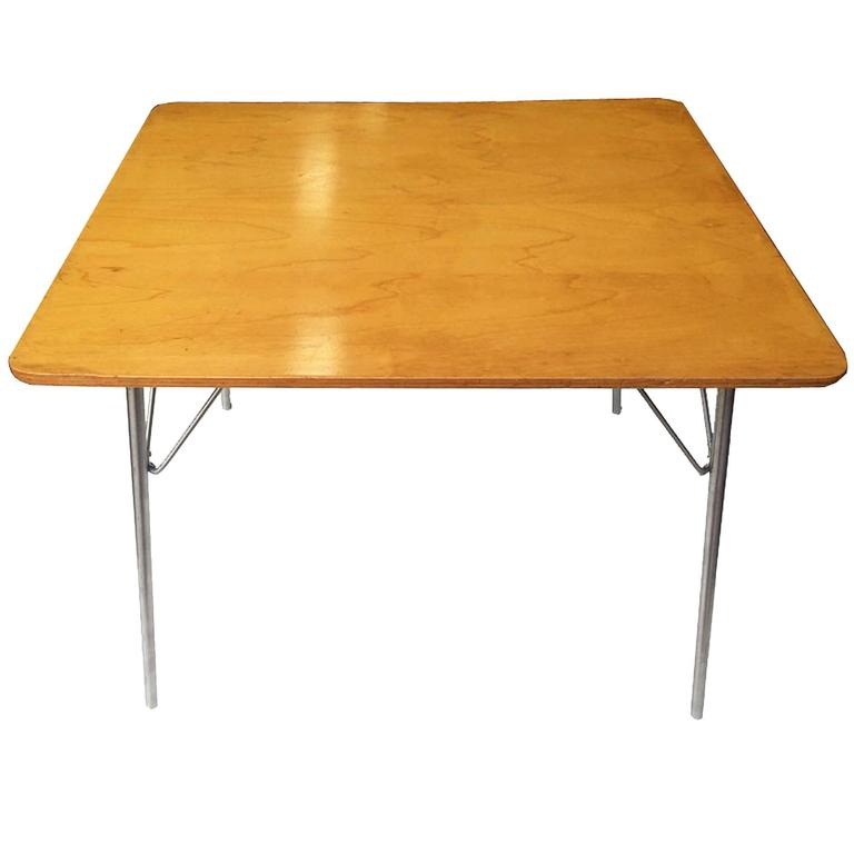 Rare Herman Miller Eames IT-1 Incidental Table For Sale
